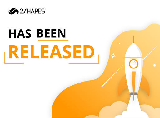 2Shapes has been released