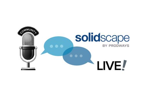 2Shapes will participate at Solidscape Live