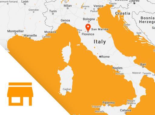 Mandarino BLU  - 2Shapes Reseller in Italy