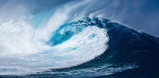 Themes: Teal Oceanic Waves