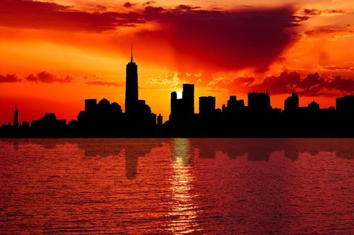 Themes: Dawn Skyline