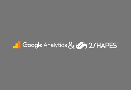 2Shapes eCommerce 2.0 and Google Analytics