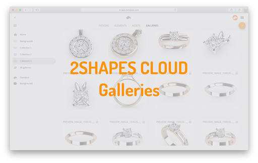 Organize your images and videos with Galleries!