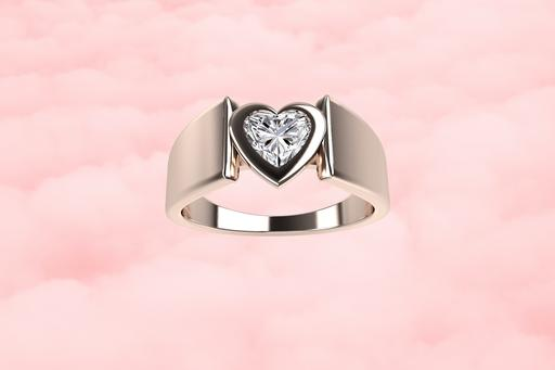 2Shapes Scope - Love for Heart Jewelry