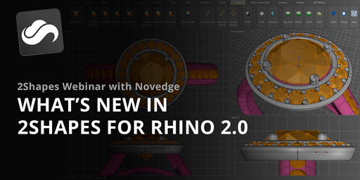 2Shapes for Rhino 2.0. What's New?