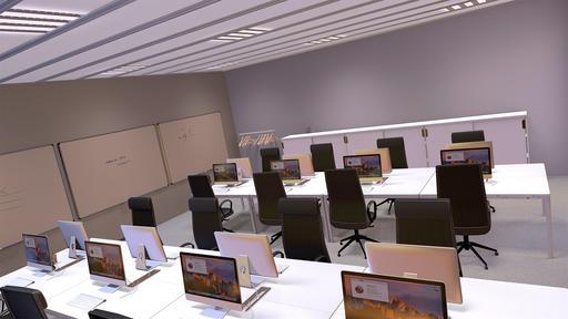 2Shapes has a new facilities